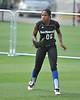 #00 Derrisha Lacey, right field.