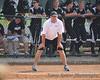 CSUSM Head Coach Dave Williams at 3rd base.