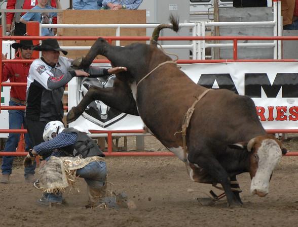 2011 SALINAS RODEO SATURDAY