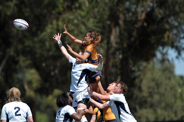 2011 WOMEN'S RUGBY