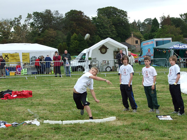 helensburgh and lomond highland games 2011