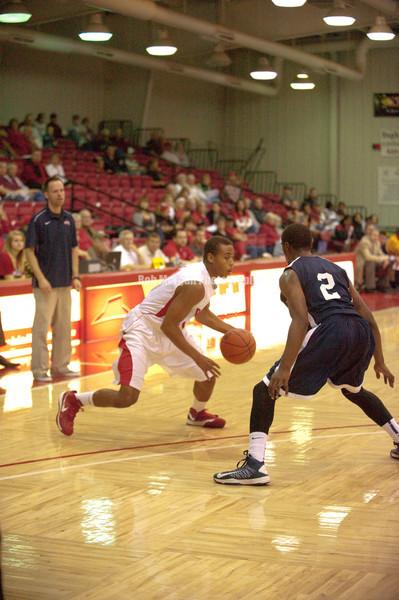 2012 CCC Raven Men's Basketball