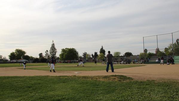 2012-05-01 Twins vs. Giants