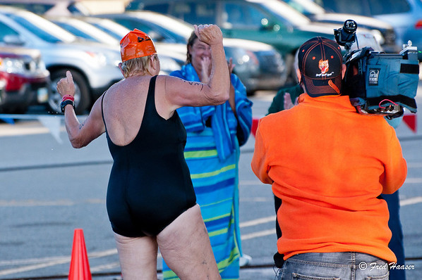 2012-09-23 Great Ohio Swim - A 68 Year Old Woman's Triumph