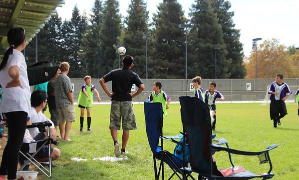 2012-10-06 Soccer Game