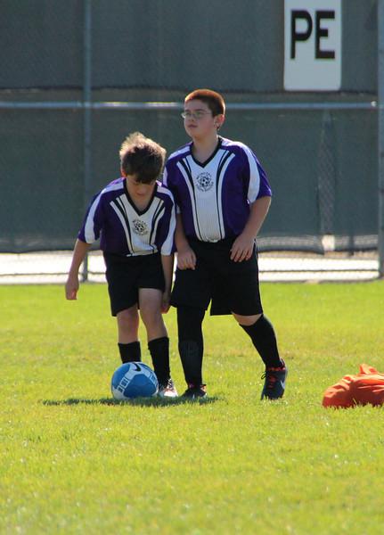 2012-10-20 Soccer Game