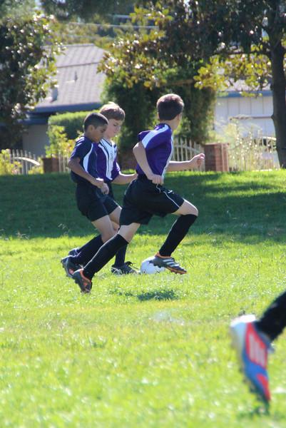 2012-10-27 Soccer Game