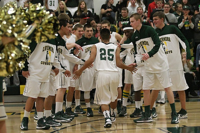 2012-13 Livermore and Granada basketball