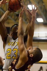 2013 Joliet West Varsity Basketball vs Lockport-2487