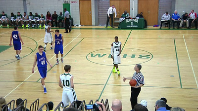 Walter Luthern vs Marmion 1-25-13 P3