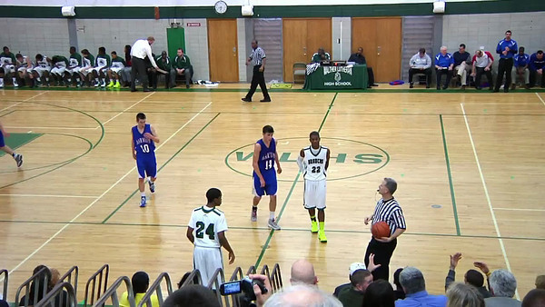 Walter Luthern vs Marmion 1-25-13 P4