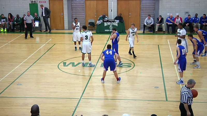 2013 Walther Lutheran vs Marmion