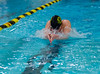 Boys High School Swimming, Elmira Express at Corning Hawks, December 13, 2012.