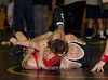 High School Varsity Wrestling, Corning Duals.  December 8, 2012. Southern Cayuga Chiefs vs Corning Hawks.