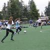 Sarah's goal shot