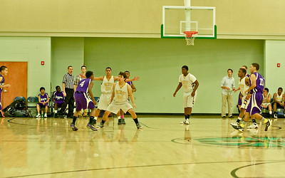 Boys' Basketball VS LPS Richmond