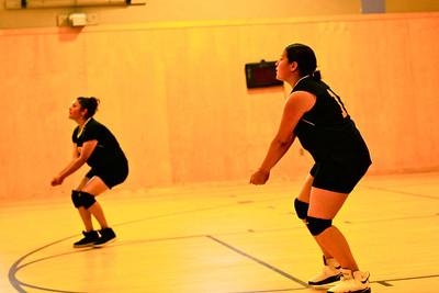 Girls' Volleyball VS LPS Richmond