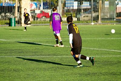 Mens' Soccer VS LPS-Hayward