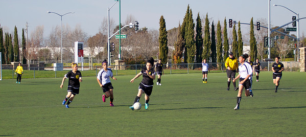 Women's Soccer VS LPS-Hayward-3/13/2013