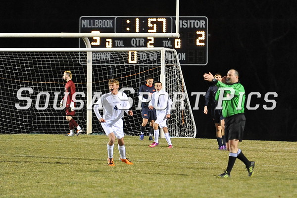 Boys Briar Woods vs Millbrook 3.2.13