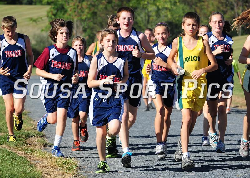 2012 - 2013 Middle School Sports