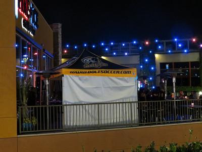 2012 Anaheim Bolts Dance Team Premiere - 10/2/12