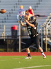 High School Boys Varsity Football, Chenango Valley Warriors at Corning Hawks, August 31, 2012.