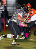 High School Varisty Football, Union-Endicott Tigers at Corning Hawks, October 12, 2012.