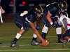 High School Varsity Football, Section 4 Class AA Semifinal, Elmira Express at Corning Hawks, October 26, 2012.