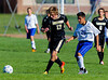 Boys High School Varsity Soccer, Corning Hawks at Horseheads Blue Raiders, August 30, 2012