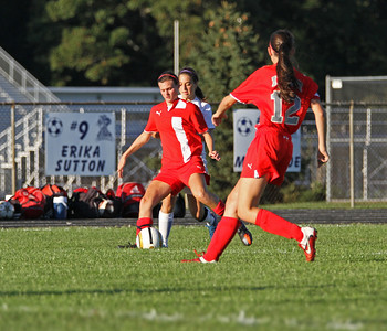 CCHS vs Anthony Wayne 10 Sept 2012