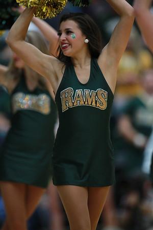 CSU vs. UTEP Cheer 2012