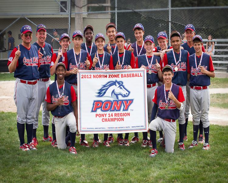 2012 Crest Hill Region Tournament