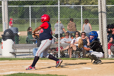 2012 Crest Hill Team Two Game 15-7