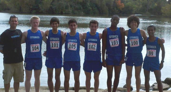 2012 Cuyamaca Cross Country