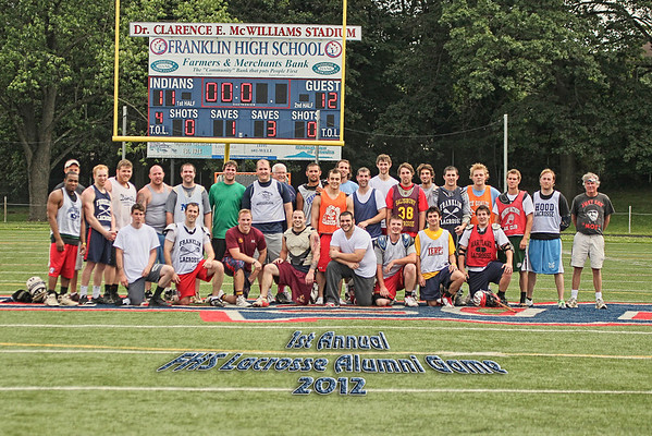 FHS 1st Annual Lax Alumni Game