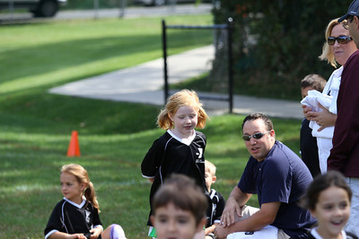 2012 Fall Soccer - Team Storm Game 2