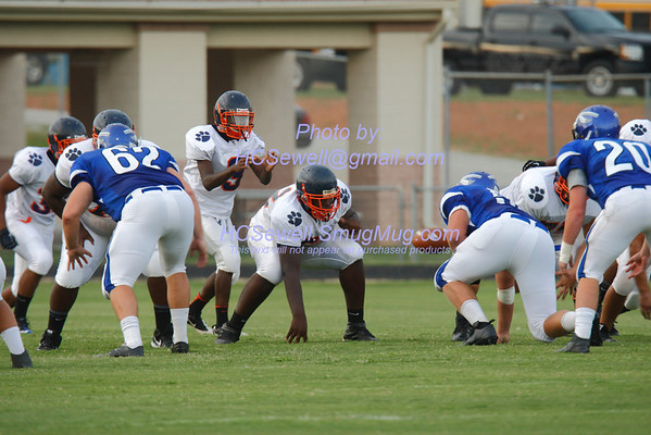 08-17 Cedar Shoals at OCHS - Scrimmage