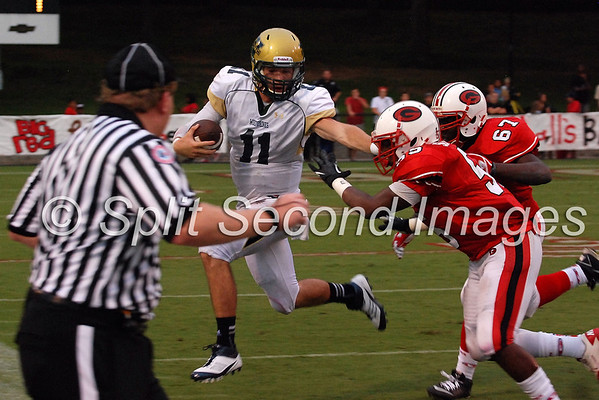 2012 WFHS Wolverines vs. Gainesville Red Elephants