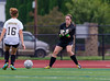 High School Girls Varsity Soccer, Binghamton Patriots at Corning Hawks, September 8, 2012.