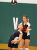 High School Volleyball, NYSPHSAA Class AA Regional Playoff, Corning Hawks vs Clarkstown HS South Vikings, November 12, 2012