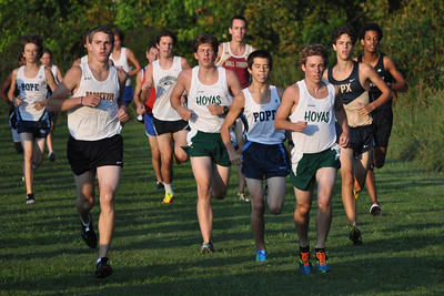 2012 Hoya Cross Country