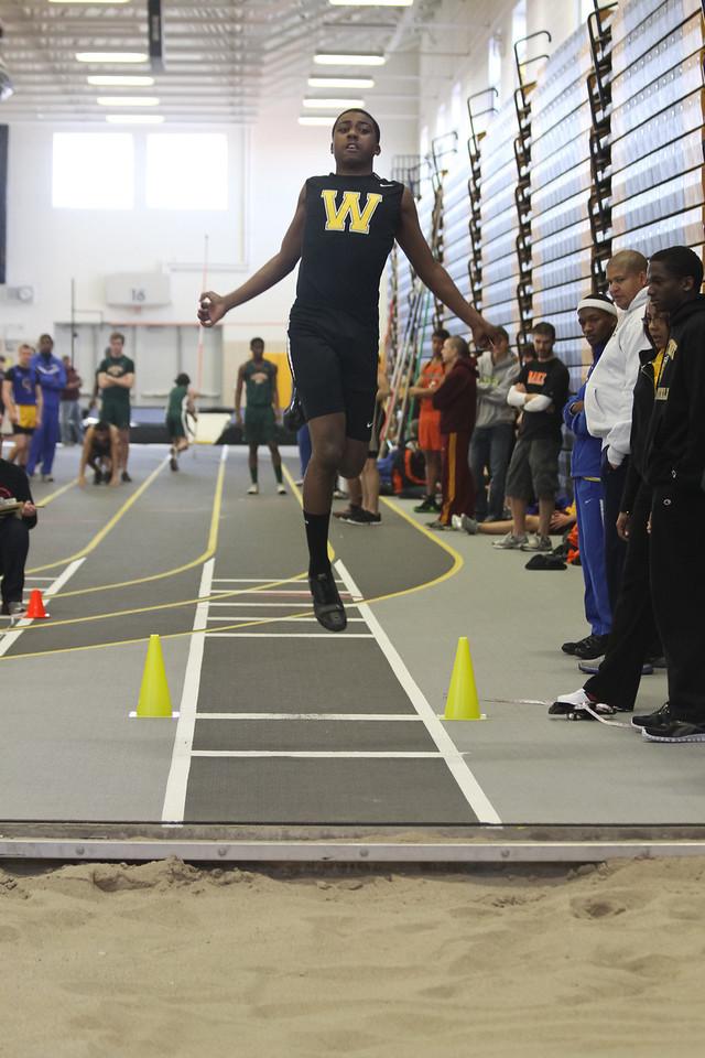 2012 Joliet West Invite Feb 25th