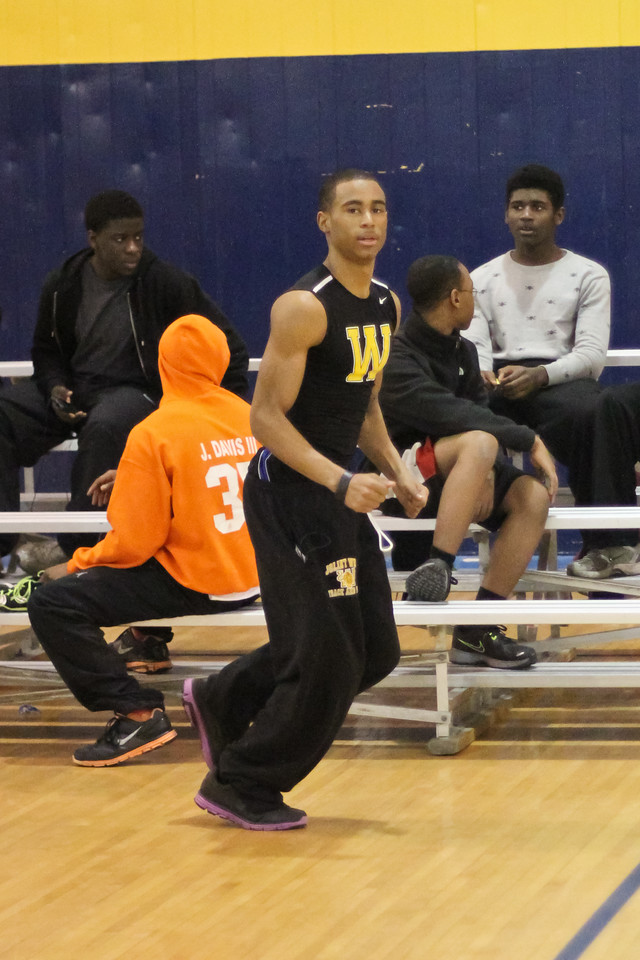2012 Thornwood Invite March 3rd