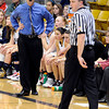 "Legacy High School Head Coach Craig Van Patten argues a call with the referee during a Colorado State Semifinals game against Highlands Ranch High School on Wednesday, March 7,  at the Coors Event Center on the University of Colorado campus in Boulder. Legacy won the game 64-61. For more photos of the game go to  <a href=""http://www.dailycamera.com"">http://www.dailycamera.com</a><br /> Jeremy Papasso/ Camera"