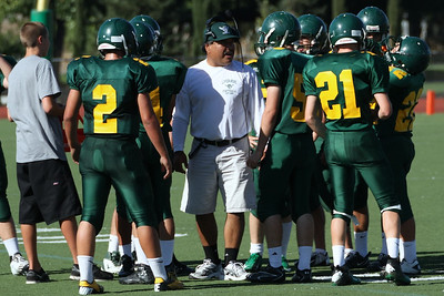 2012 LHS and Granada football