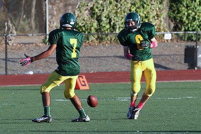 LHS frosh vs California Oct18