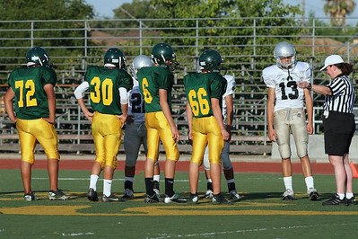 LHS frosh vs De LaSalle Sept 27
