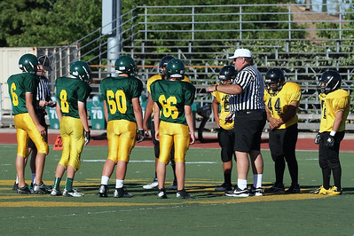 LHS frosh vs Hayward Aug30