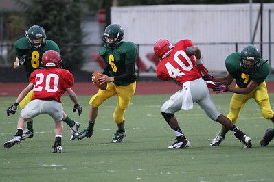 LHS frosh vs Monte Vista Oct11